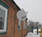 Установка спутникового ТВ Полтава