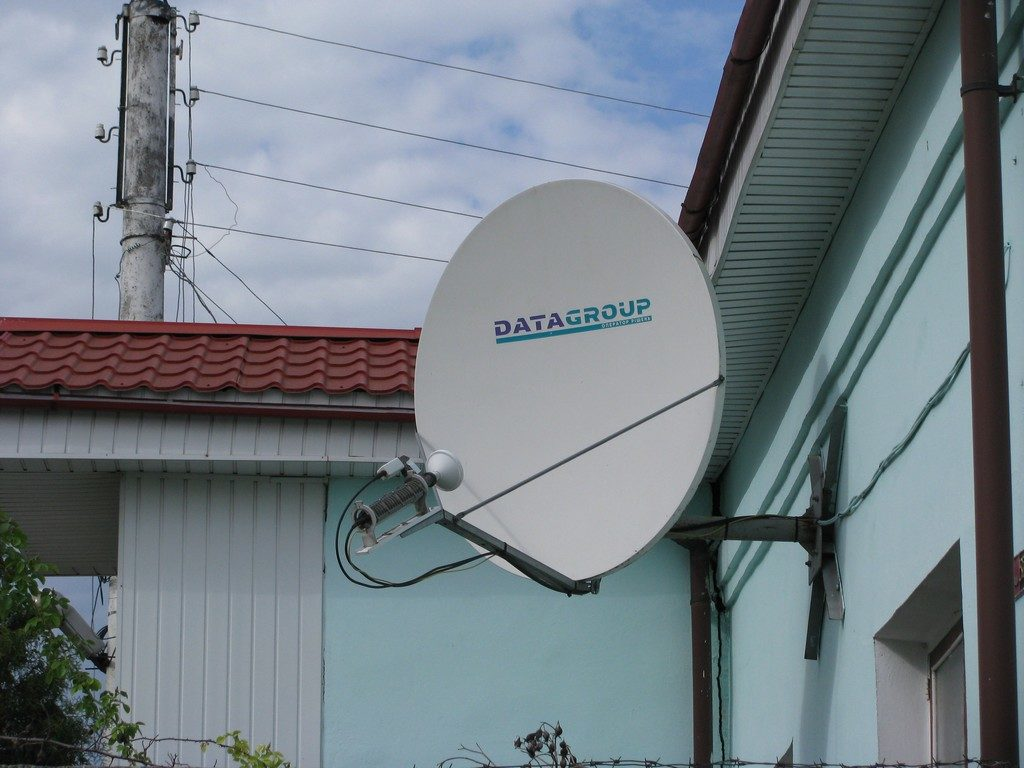 Satellite Internet in Kharkov